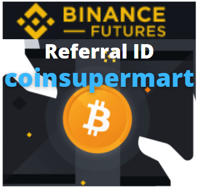 futures referral code binance